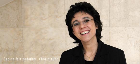 Portrait Sabine Mittenhuber